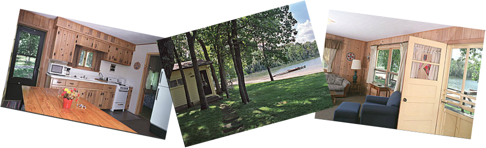 Lakeside View Lake Belle Taine Sandy Beach Family Resort Pine Beach Nevis, MN